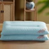 小绵羊 枕芯家纺 纯荞麦枕头 荞麦壳填充 成人单人枕芯 俄罗斯经典荞麦枕 40*65cm