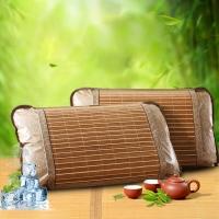 百富帝(byford)碳化竹席枕套凉席枕芯套单只装 48*74cm