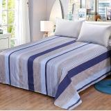 艾薇 床品家纺 单人床单单件纯棉加大床单1米/1.2米(米罗152*210)