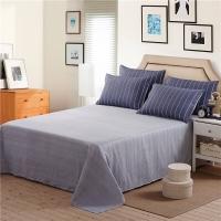 南极人 床单家纺 全棉印花床上用品 双人纯棉床单 悠闲时光 230*245cm