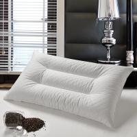华康 枕头 全棉荞麦枕 酒店卧室枕芯 高度可调节枕头