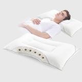 睡眠博士(AiSleep)枕芯 磁石款決明子蕎麥護頸枕芯 草本纖維枕 舒睡酒店枕頭