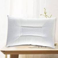 睡眠博士(AiSleep)枕芯 枕头决明子荞麦枕纤维枕 舒睡酒店枕头 护颈枕