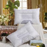 胜伟 枕芯家纺 决明子熏香磁疗枕芯 单人舒适护颈枕头 45*70cm
