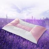 睡眠博士(AiSleep)枕芯 薰衣草草本纤维枕 饱满颗粒花香美睡枕 枕头