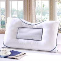 艾薇可水洗决明子枕头枕芯单人成人颈椎睡眠护颈枕磁疗枕正品一个45 70CM