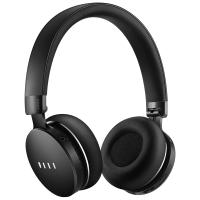 FIIL DIVA2  曜石黑 头戴式 蓝牙无线 降噪耳机 手机耳机 游戏耳机 自动启停 语音搜歌 滑动触控