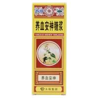 养血安神糖浆,180ml