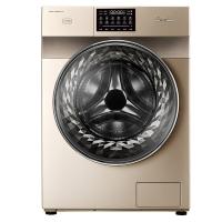 比佛利 BEVERLY 8公斤变频滚筒洗衣机 洗衣液精准自动投放 BVL1G80EG6