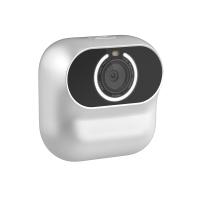 小默智能AI美颜自拍相机 小米众筹爆品 亮银色 手势控制 手机WiFi 无线连接拍照 自拍全身照 合影不求人