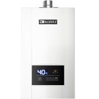 能率(NORITZ)燃气热水器 13升 原装进口CPU 智能精控恒温 GQ-13E3FEX(天然气)(JSQ25-E3)