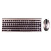联想(Lenovo)无线键盘鼠标套装KM5922(金色)