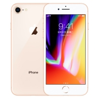 【KA】Apple iPhone 8 (A1863) 64GB 金色 移动联通电信4G手机