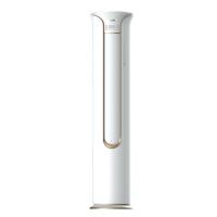 奥克斯(AUX) 正3匹 二级能效 立式圆柱 一价全包 变频冷暖空调柜机 (KFR-72LW/BpYH700(A2)a)