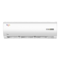 美的(Midea)小1.5匹 定速冷暖 空调挂机 KFR-32GW/DY-DH400(D3)一价全包(包18米铜管)
