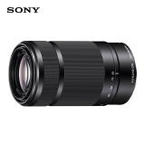 索尼(SONY)E 55-210mm F/4.5-6.3 OSS APS-C画幅远摄大变焦微单相机镜头 黑色E卡口(SEL55210)