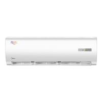 美的(Midea)大1匹 定速冷暖 空调挂机 KFR-26GW/DY-DH400(D3)一价全包(包8米铜管)