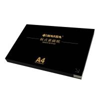 凯萨(KAISA) KS-02695四面封胶板式素描纸/素描本A4 200g24张/本