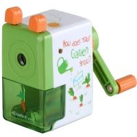 齐心(Comix) B2431 玩味学生文具梦想削笔机/卷笔刀 黄/红/蓝/绿/粉 颜色随机 办公文具