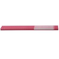 樱花(SAKURA)2B木头铅笔绘图绘画美术 粉色笔杆3支装 小学生文具系列【日本进口】