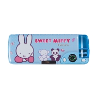 晨光(M&G)FSB90299 米菲多功能笔盒文具盒蓝色