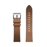 TicWatch Pro 智能手表表带 浅棕色皮表带