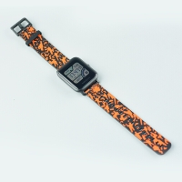 AMAZFIT 米动手表青春版表带 图腾橙(不含手表主体)