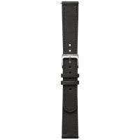 诺基亚(NOKIA) Steel/Steel HR快拆皮质表带 原装表带 36mm 黑色