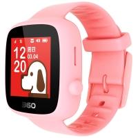 360儿童电话手表 安全定位全彩触屏 儿童学生手机手环 360儿童手表SE 3代 W608B 智能电话手表 樱花粉