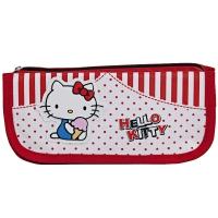 广博(GuangBo)帆布船型文具袋/铅笔袋插笔设计 凯蒂猫KT85006