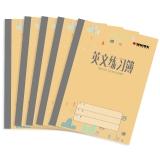 凯萨(KAISA)英语本中小学生英文练习簿20页外语作业本5本装 35082