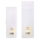 晨光(M&G)ASB92302 本味多功能笔盒/收纳盒/文具盒组合套装 2个装