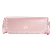 国誉(KOKUYO)D-project学生办公收纳笔袋 粉红 F-VBF123-2