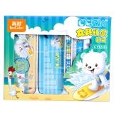 真彩(TRUECOLOR) CY1220 CUYA小学生礼品学习套装小(蓝色)