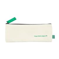 广博(GuangBo)无纺布简约铅笔袋文具袋收纳袋/低碳一族DT5530