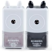 广博(GuangBo)办公款铅笔刀削笔器卷笔刀颜色随机 单个装XBQ97003
