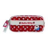 广博(GuangBo)PU大容量铅笔袋文具袋/学习用品 凯蒂猫KT85002