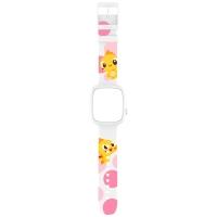 360儿童手表SE系列表带 粉泡泡
