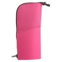 国誉(KOKUYO)NEO CRITZ直立式学生办公便携收纳笔袋 粉色F-VBF130-8