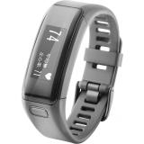 佳明(GARMIN)vivosmart HR 黑色 智能光学心率手环心率实时监测自动睡眠监测来电提醒运动蓝牙手表计步器