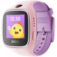 360儿童手表6S 移动联通4G版 智能儿童手表 360儿童卫士儿童电话手表6S W701 4G网络版 樱花粉