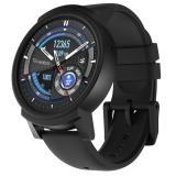 Ticwatch E时尚智能手表 蓝牙wifi 3G电话男女防水GPS定位记步测心率兼容苹果安卓手机 朋克黑