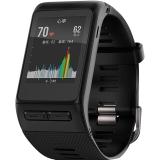 佳明(GARMIN)vivoactive HR 黑色触屏智能心率手环智能手表蓝牙来电提醒运动监测睡眠监测GPS定位50米防水