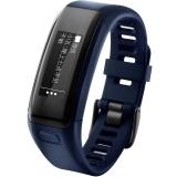 佳明(GARMIN)vivosmart HR 深蓝色 智能光学心率手环心率实时监测自动睡眠监测来电提醒运动蓝牙手表计步器