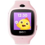 360儿童手表6S 移动联通4G版 智能儿童手表 儿童电话手表6S W701 4G网络版 樱花粉