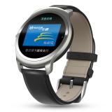 【Ticwatch2 经典系列】智能手表谷歌技术独立通话GPS运动轨迹心率蓝牙消息推送NFC支付兼容安卓苹果ios 黑色