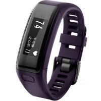 佳明(GARMIN)vivosmart HR 紫色 智能光学心率手环心率实时监测自动睡眠监测来电提醒运动蓝牙手表计步器