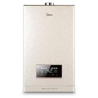 美的(Midea)玉瓷12升零冷水 燃气热水器(天然气)JSQ22-12HT5(T)【一价全包】