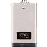 美的(Midea)14升稳流恒温燃气热水器(天然气)JSQ27-14HC7【一价全包】