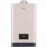 美的(Midea)10升稳流恒温燃气热水器(天然气)JSQ20-10HC4(T)【一价全包】